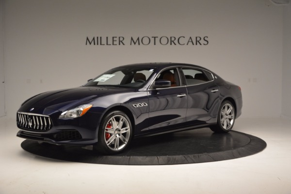 New 2017 Maserati Quattroporte S Q4 for sale Sold at Aston Martin of Greenwich in Greenwich CT 06830 2