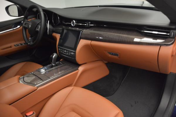 New 2017 Maserati Quattroporte S Q4 for sale Sold at Aston Martin of Greenwich in Greenwich CT 06830 21