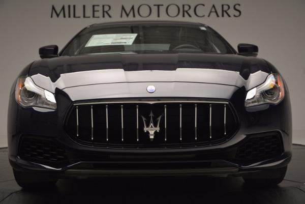New 2017 Maserati Quattroporte S Q4 for sale Sold at Aston Martin of Greenwich in Greenwich CT 06830 27