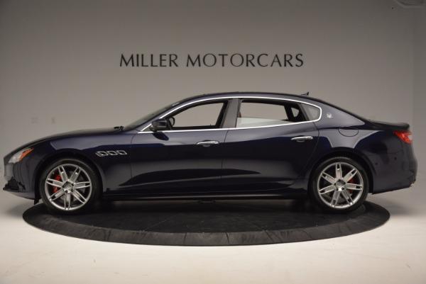 New 2017 Maserati Quattroporte S Q4 for sale Sold at Aston Martin of Greenwich in Greenwich CT 06830 3