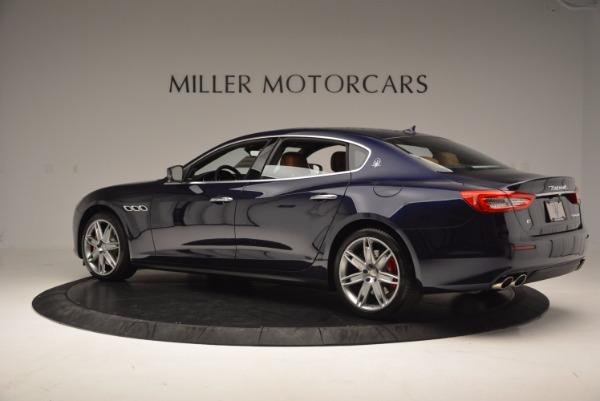 New 2017 Maserati Quattroporte S Q4 for sale Sold at Aston Martin of Greenwich in Greenwich CT 06830 4