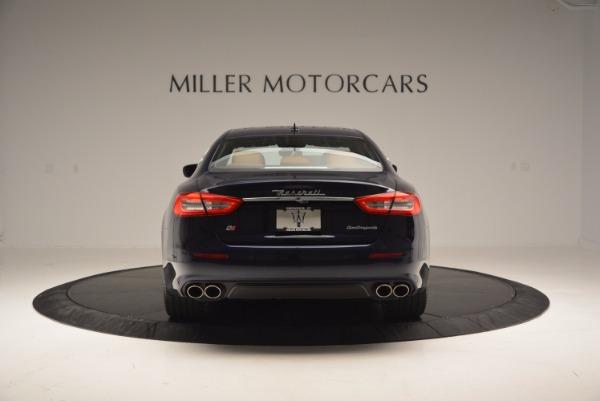 New 2017 Maserati Quattroporte S Q4 for sale Sold at Aston Martin of Greenwich in Greenwich CT 06830 6