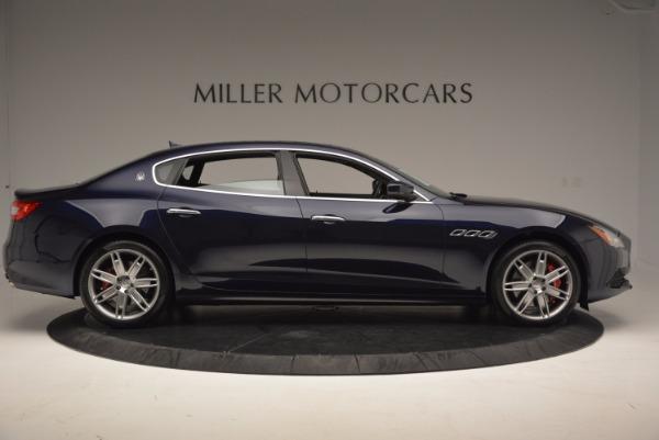 New 2017 Maserati Quattroporte S Q4 for sale Sold at Aston Martin of Greenwich in Greenwich CT 06830 9
