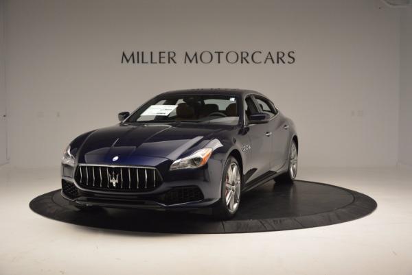 New 2017 Maserati Quattroporte S Q4 for sale Sold at Aston Martin of Greenwich in Greenwich CT 06830 1