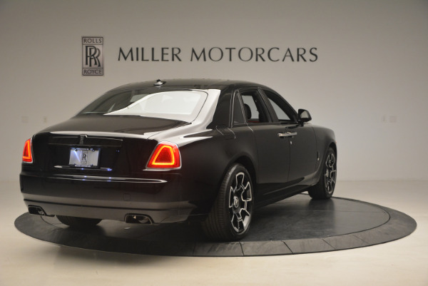 New 2017 Rolls-Royce Ghost Black Badge for sale Sold at Aston Martin of Greenwich in Greenwich CT 06830 10