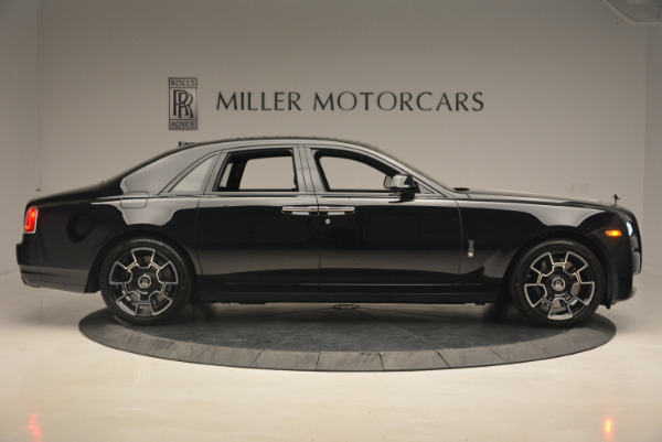 New 2017 Rolls-Royce Ghost Black Badge for sale Sold at Aston Martin of Greenwich in Greenwich CT 06830 12
