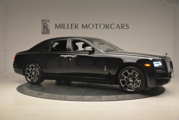 New 2017 Rolls-Royce Ghost Black Badge for sale Sold at Aston Martin of Greenwich in Greenwich CT 06830 13