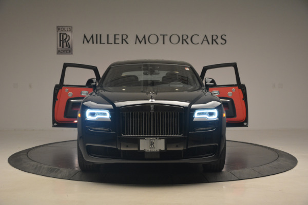 New 2017 Rolls-Royce Ghost Black Badge for sale Sold at Aston Martin of Greenwich in Greenwich CT 06830 16