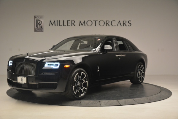 New 2017 Rolls-Royce Ghost Black Badge for sale Sold at Aston Martin of Greenwich in Greenwich CT 06830 2