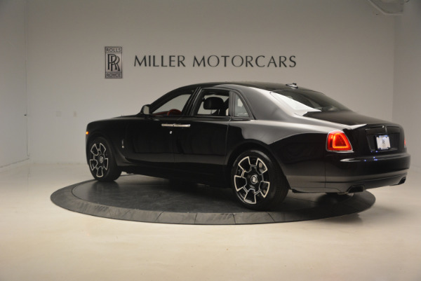 New 2017 Rolls-Royce Ghost Black Badge for sale Sold at Aston Martin of Greenwich in Greenwich CT 06830 7