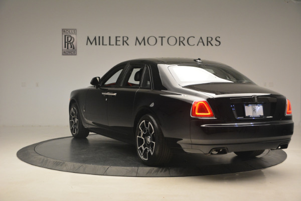 New 2017 Rolls-Royce Ghost Black Badge for sale Sold at Aston Martin of Greenwich in Greenwich CT 06830 8