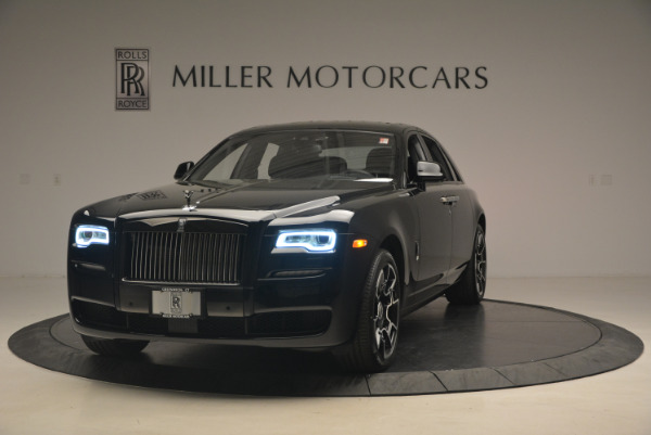 New 2017 Rolls-Royce Ghost Black Badge for sale Sold at Aston Martin of Greenwich in Greenwich CT 06830 1