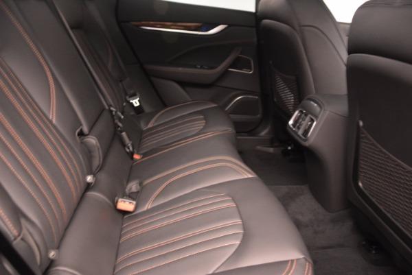 New 2017 Maserati Levante for sale Sold at Aston Martin of Greenwich in Greenwich CT 06830 23