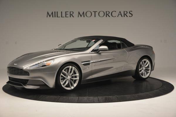 Used 2016 Aston Martin Vanquish Convertible for sale Sold at Aston Martin of Greenwich in Greenwich CT 06830 14