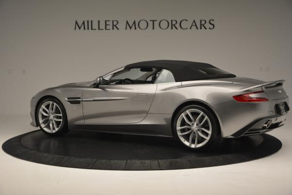 Used 2016 Aston Martin Vanquish Convertible for sale Sold at Aston Martin of Greenwich in Greenwich CT 06830 16