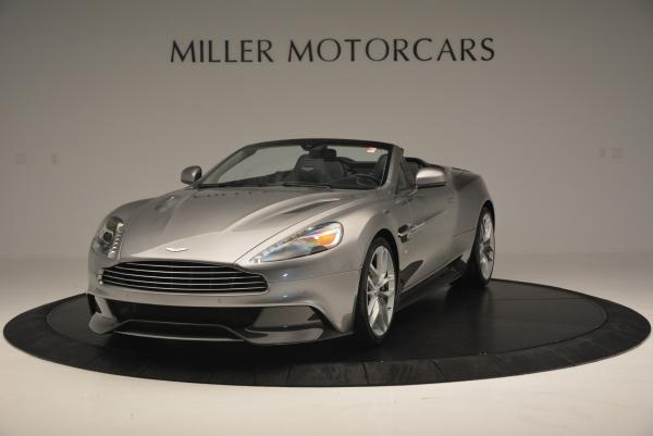 Used 2016 Aston Martin Vanquish Convertible for sale Sold at Aston Martin of Greenwich in Greenwich CT 06830 2
