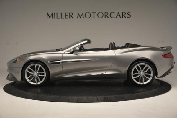 Used 2016 Aston Martin Vanquish Convertible for sale Sold at Aston Martin of Greenwich in Greenwich CT 06830 3
