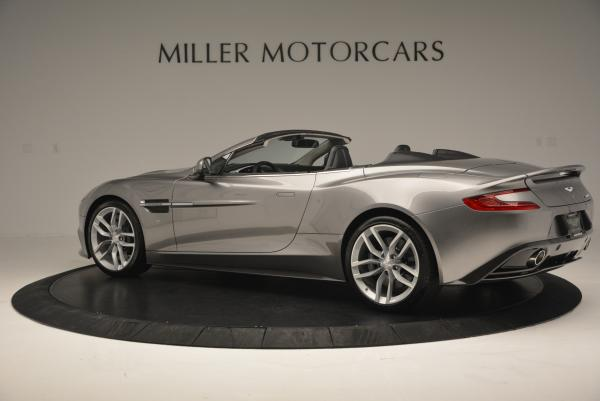 Used 2016 Aston Martin Vanquish Convertible for sale Sold at Aston Martin of Greenwich in Greenwich CT 06830 4