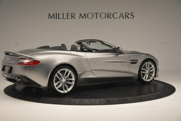 Used 2016 Aston Martin Vanquish Convertible for sale Sold at Aston Martin of Greenwich in Greenwich CT 06830 8