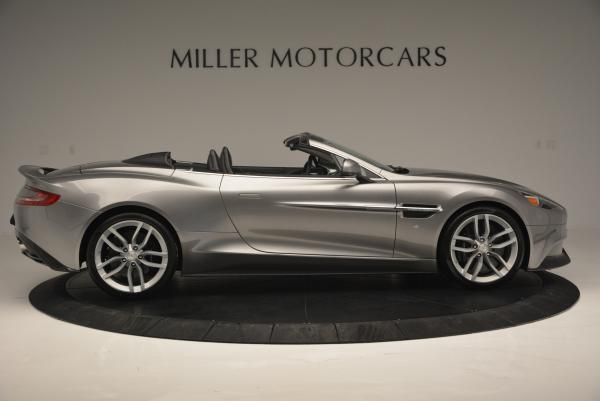 Used 2016 Aston Martin Vanquish Convertible for sale Sold at Aston Martin of Greenwich in Greenwich CT 06830 9