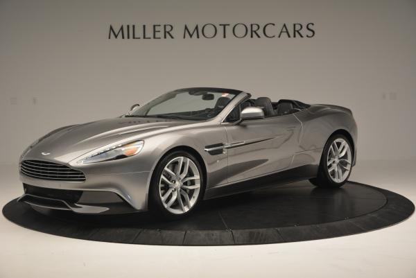 Used 2016 Aston Martin Vanquish Convertible for sale Sold at Aston Martin of Greenwich in Greenwich CT 06830 1