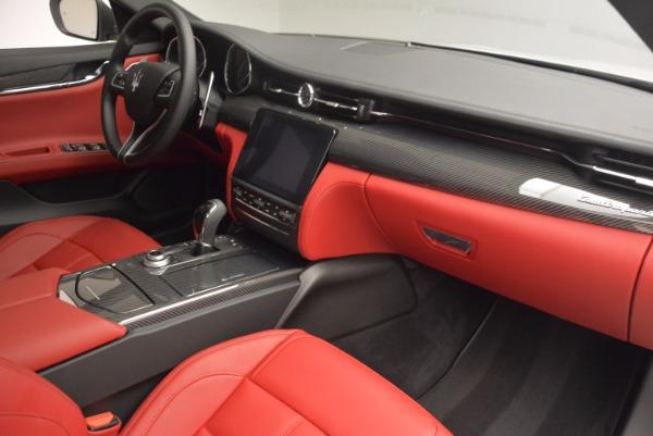 New 2017 Maserati Quattroporte S Q4 GranSport for sale Sold at Aston Martin of Greenwich in Greenwich CT 06830 24