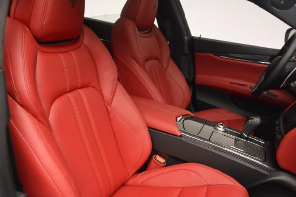 New 2017 Maserati Quattroporte S Q4 GranSport for sale Sold at Aston Martin of Greenwich in Greenwich CT 06830 26