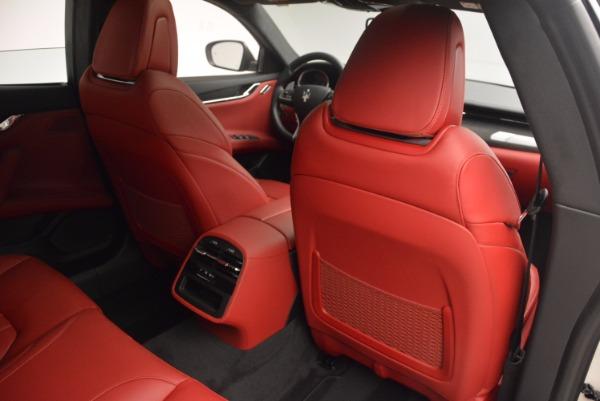 New 2017 Maserati Quattroporte S Q4 GranSport for sale Sold at Aston Martin of Greenwich in Greenwich CT 06830 27