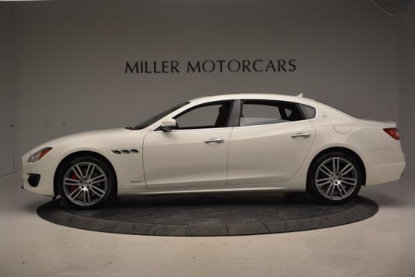 New 2017 Maserati Quattroporte S Q4 GranSport for sale Sold at Aston Martin of Greenwich in Greenwich CT 06830 3