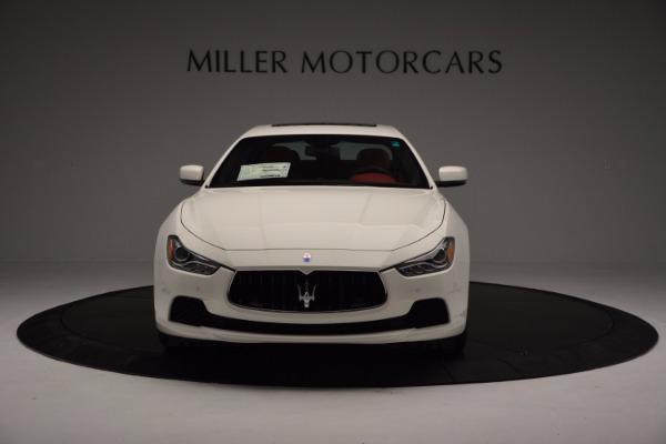 New 2017 Maserati Ghibli SQ4 for sale Sold at Aston Martin of Greenwich in Greenwich CT 06830 12