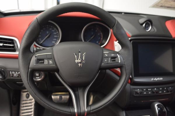 New 2017 Maserati Ghibli SQ4 for sale Sold at Aston Martin of Greenwich in Greenwich CT 06830 14