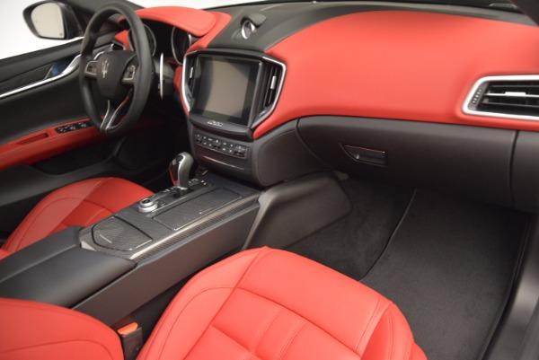 New 2017 Maserati Ghibli SQ4 for sale Sold at Aston Martin of Greenwich in Greenwich CT 06830 17