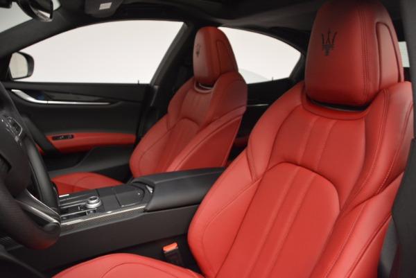New 2017 Maserati Ghibli SQ4 for sale Sold at Aston Martin of Greenwich in Greenwich CT 06830 18