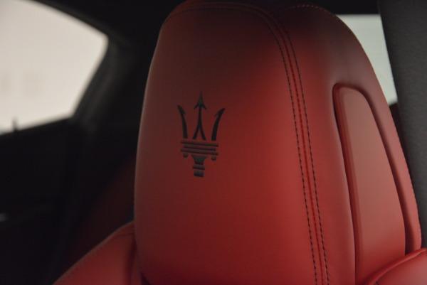 New 2017 Maserati Ghibli SQ4 for sale Sold at Aston Martin of Greenwich in Greenwich CT 06830 21
