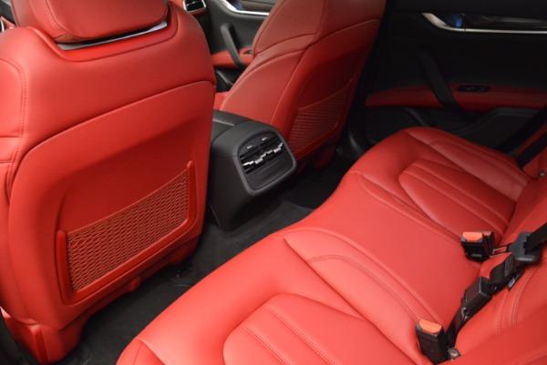 New 2017 Maserati Ghibli SQ4 for sale Sold at Aston Martin of Greenwich in Greenwich CT 06830 22