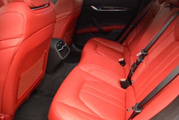 New 2017 Maserati Ghibli SQ4 for sale Sold at Aston Martin of Greenwich in Greenwich CT 06830 23