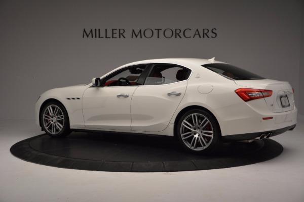 New 2017 Maserati Ghibli SQ4 for sale Sold at Aston Martin of Greenwich in Greenwich CT 06830 4