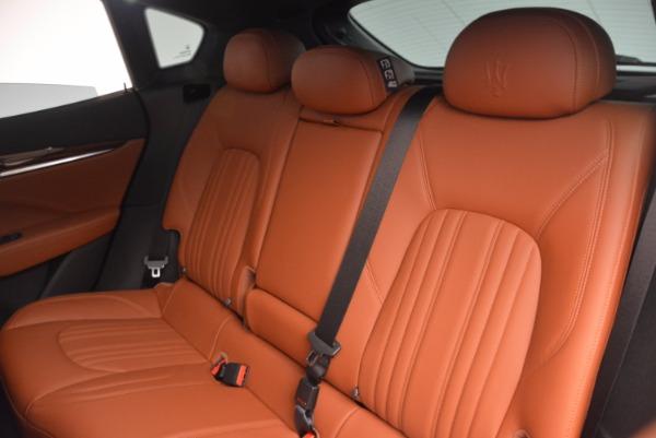 New 2017 Maserati Levante S for sale Sold at Aston Martin of Greenwich in Greenwich CT 06830 18