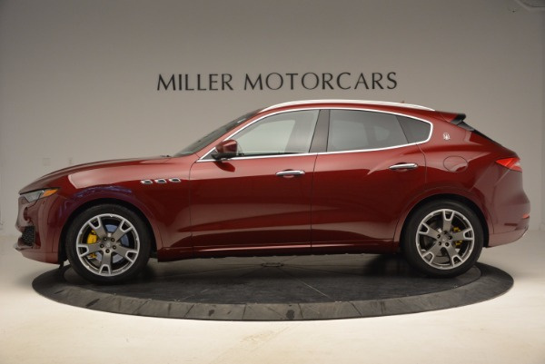 New 2017 Maserati Levante S for sale Sold at Aston Martin of Greenwich in Greenwich CT 06830 4