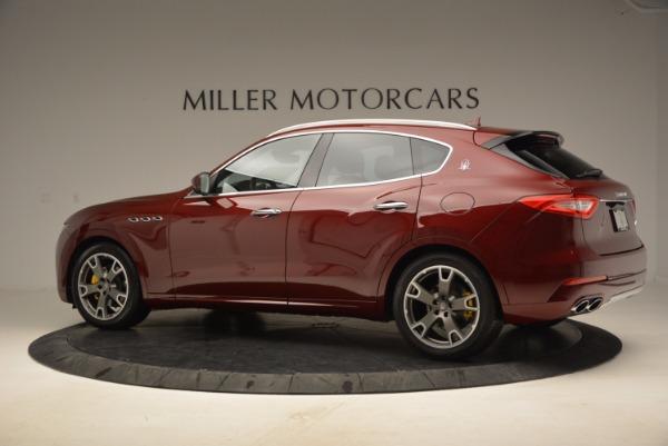 New 2017 Maserati Levante S for sale Sold at Aston Martin of Greenwich in Greenwich CT 06830 5