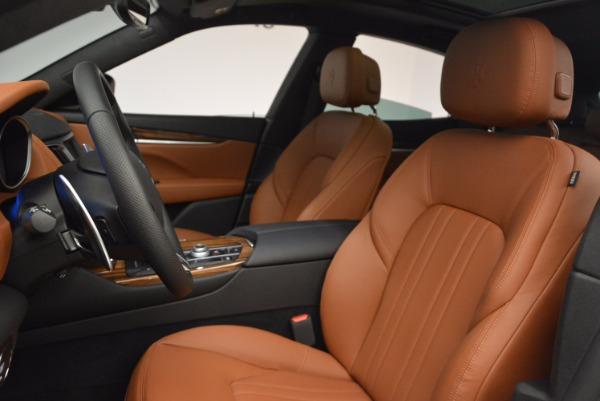 New 2017 Maserati Levante for sale Sold at Aston Martin of Greenwich in Greenwich CT 06830 13