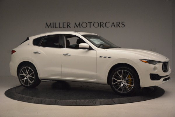 New 2017 Maserati Levante S Q4 for sale Sold at Aston Martin of Greenwich in Greenwich CT 06830 10
