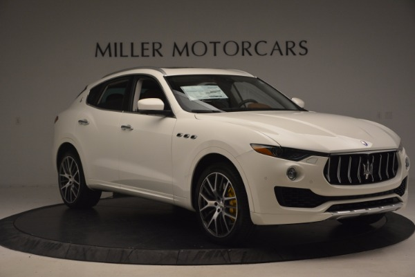 New 2017 Maserati Levante S Q4 for sale Sold at Aston Martin of Greenwich in Greenwich CT 06830 11