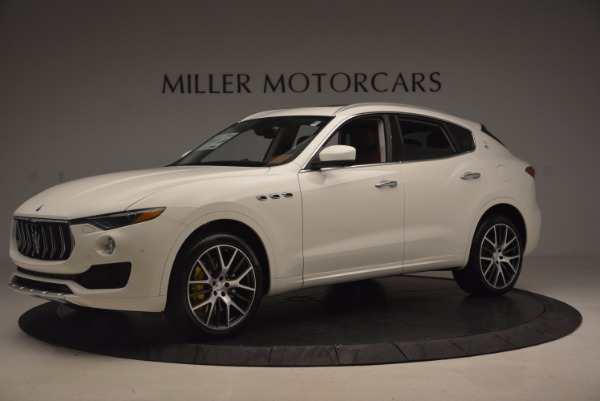 New 2017 Maserati Levante S Q4 for sale Sold at Aston Martin of Greenwich in Greenwich CT 06830 2