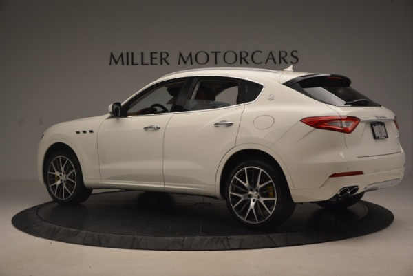 New 2017 Maserati Levante S Q4 for sale Sold at Aston Martin of Greenwich in Greenwich CT 06830 4