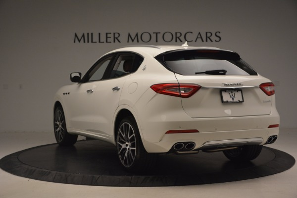 New 2017 Maserati Levante S Q4 for sale Sold at Aston Martin of Greenwich in Greenwich CT 06830 5