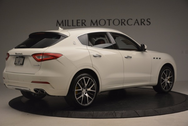 New 2017 Maserati Levante S Q4 for sale Sold at Aston Martin of Greenwich in Greenwich CT 06830 8