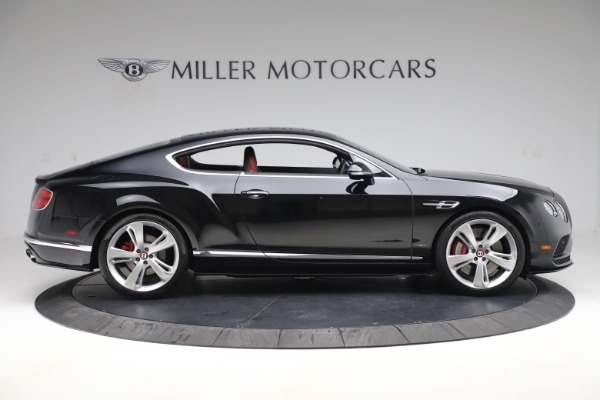 Used 2017 Bentley Continental GT V8 S for sale $149,900 at Aston Martin of Greenwich in Greenwich CT 06830 10