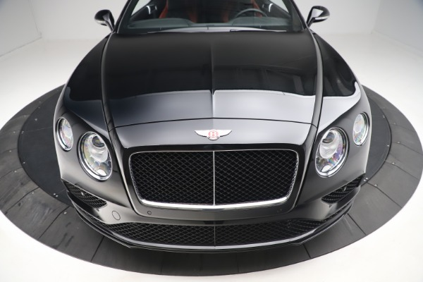 Used 2017 Bentley Continental GT V8 S for sale $149,900 at Aston Martin of Greenwich in Greenwich CT 06830 13