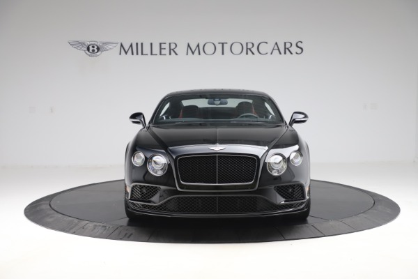 Used 2017 Bentley Continental GT V8 S for sale $149,900 at Aston Martin of Greenwich in Greenwich CT 06830 2
